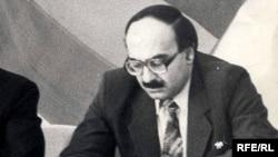 «Azadlıq» qəzetinin təsisçisi və redaktoru Nəcəf Nəcəfov