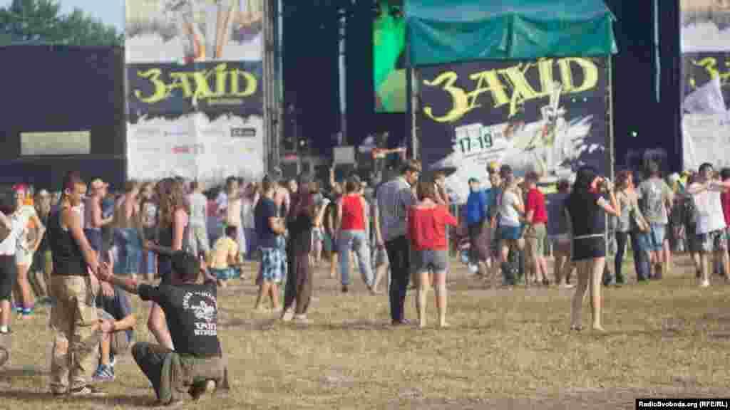 Фестиваль «Захід», 2012 рік