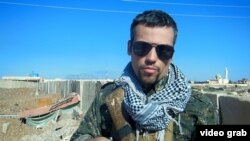 American Jordan Matson has fought in northeastern Syria alongside the Kurdish People's Protection Units (YPG).