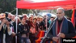 Экс-кандидат в президенты Раффи Ованнисян