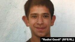 Даниель Рустамов - ученик душанбинской гимназии