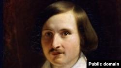 Портрет Николая Васильевича Гоголя работы Моллера
