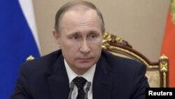 Ресей президенті Владимир Путин.