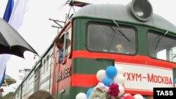 После выхода России из блокады власти Абхазии рассчитывают на возобновление транспортного сообщения через границу