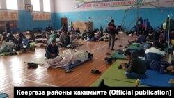 Орусиянын Башкырстан Республикасындагы кыргызстандык эмгек мигранттары.