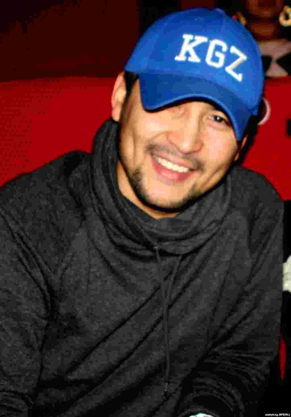 Один из перспективных молодых режиссеров Кыргызстана Руслан Акун
