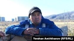 Ерболат Шариза, Қарағанды тұрғыны. 21 қазан, 2019 жыл.