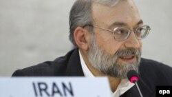 جواد لاریجانی، دبیر ستاد حقوق بشر قوه قضاییه