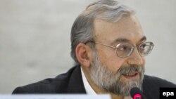 Советник Верховного лидера Ирана по внешней политике Мохаммад Джавад Лариджани