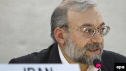 محمد جواد لاریجانی، دبیر ستاد حقوق بشر قوه قضاییه