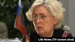 Экс-мэр Славянска Донецкой области Нелли Штепа