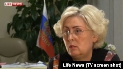 Мэр Славянска Неля Штепа.