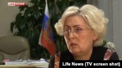 Мер Слов'янська Неля Штепа звільнена з заручників