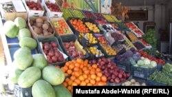 سوق شعبي بكربلاء