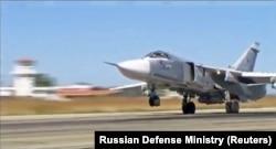 Су-24 ВКС России в Сирии