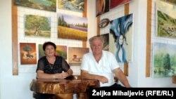Branko Ivanković Mito i Jakica Ivanković
