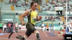На престижных соревнованиях в Риме спринтер-инвалид занял второе место