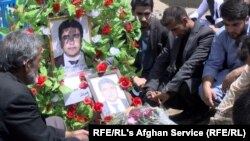 Sabawoon Kakar was one of nine journalists killed in the April 30 attack.