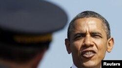 امریکاييي ولسمشر باراک اوباما په ورجینیا کې د انور العولقي د وژنې په اړه خبرې کوي