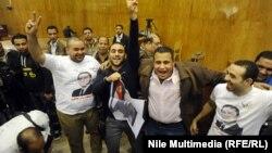 Приврзаници на Хосни Мубарак