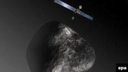 کاوشگر فضایی اروپایی رزتا