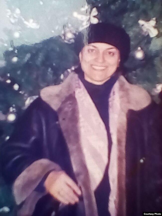 Ульяна Хмелёва после освобождения