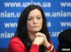 Міністр охорони здоров'я Зоряна Скалецька