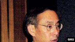 استیون چو، وزیر انرژی ایالات متحده آمریکا