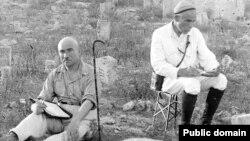 Osman Aqçoqraqlı ve Üsein Bodaninskiy