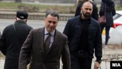 """Никола Груевски пред Суд на претходно рочиште за предметот """"Насилство во Центар."""""""