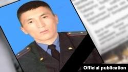 Актилек Абдувалиев