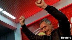 Izborni rezultat pozitivan za euroatlantske integracije: Milo Đukanović