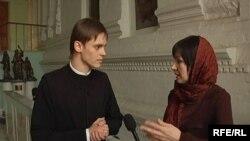 В Московской духовной семинарии
