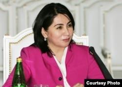 Гулбаҳор Маҳкамова