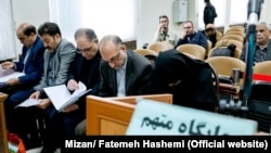 The third court session in a large corruption case in Iran was held on Wednesday, April 10, 2019.