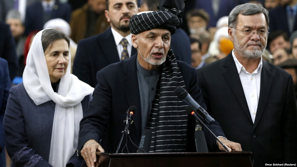 Who's Who Among The Afghan Presidential Candidates