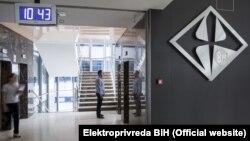 Sjedište Elektroprivrede BiH