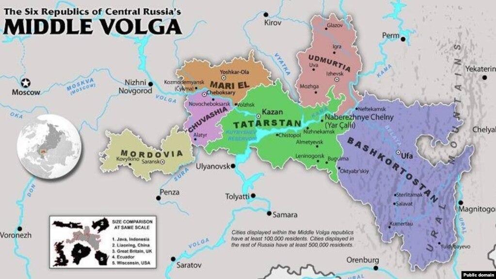 Республики Средней Волги (с сайта euromaidanpress.com)