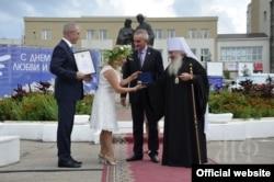 Семейный праздник в Ульяновске
