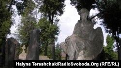 Личаківський цвинтар, Львів, 20 травня 2013 року