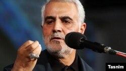 Kərkükün geri alınmasında İraqa İran generalı Qassem Soleimani kömək edib