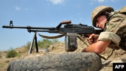 Автомат Калашникова находится на вооружении армий более 50 стран мира.