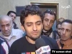 Wael Ghonim həbsdən çıxandan sonra, 8 fevral 2011