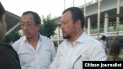 Задержание братьев Аброла и Шухрата Дусмухаммедовых в аэропорту Ташкента, 28 мая 2018 года.