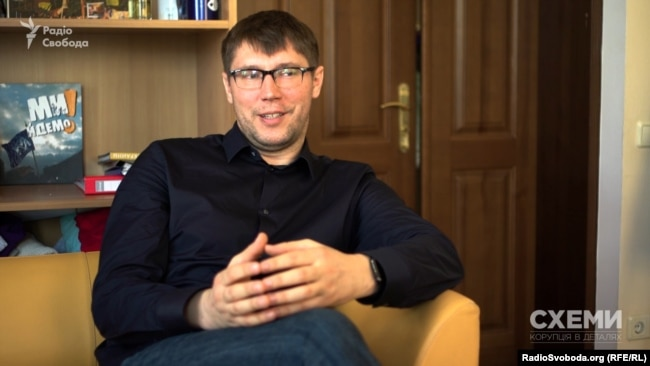 Юрист, директор ГО «Центр демократії та верховенства права» Тарас Шевченко