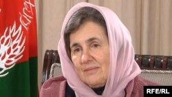 Рула Гани, супруга президента Афганистана