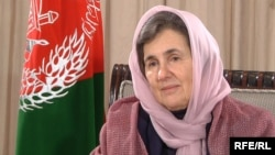 Afghan First Lady Rula Ghani