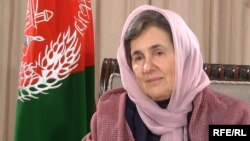 Первая леди Афганистана Рула Гани.