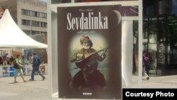 Naslovnica knjige Esada Bajtala na promotivnim plakatima