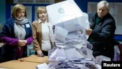 Молдова -- Добуштар саналуу алдында, 30-ноябрь, 2014.